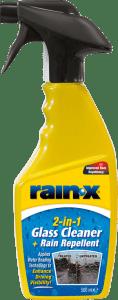 Rain-X 2-in-1 Glass Cleaner + Rain Repellent