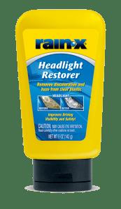 Rain-X Headlight Restorer