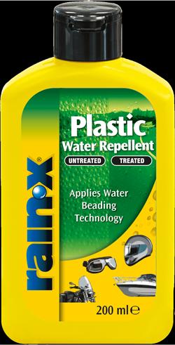 Rain-X Plastic Water Repellent