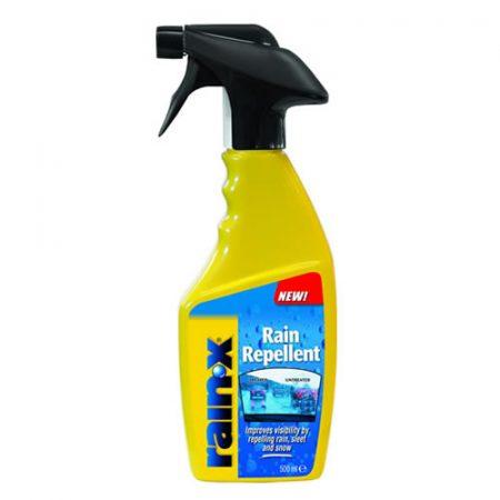 Rain-X Rain Repellent 500ml spray bottle